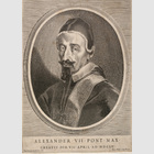 Papst Alexander VII. ...